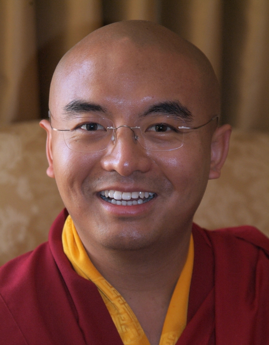 Youngey Mingyur Rinpoche